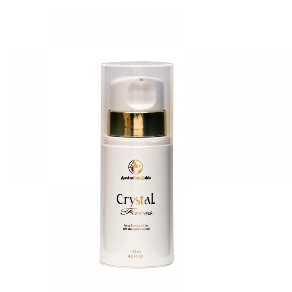 Crystal Faces - Australian Gold