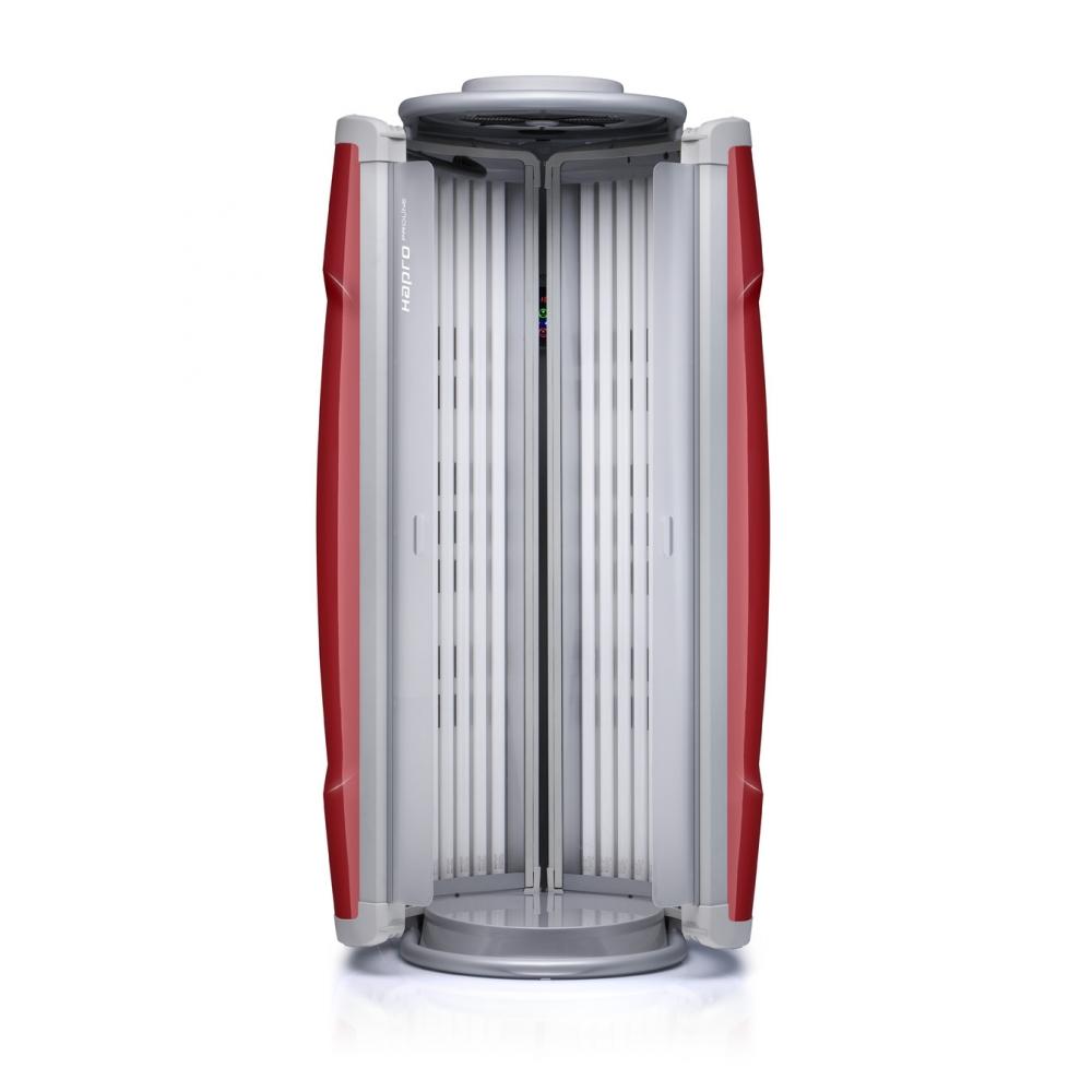 Solarium vertical Hapro Proline 28V Intensive
