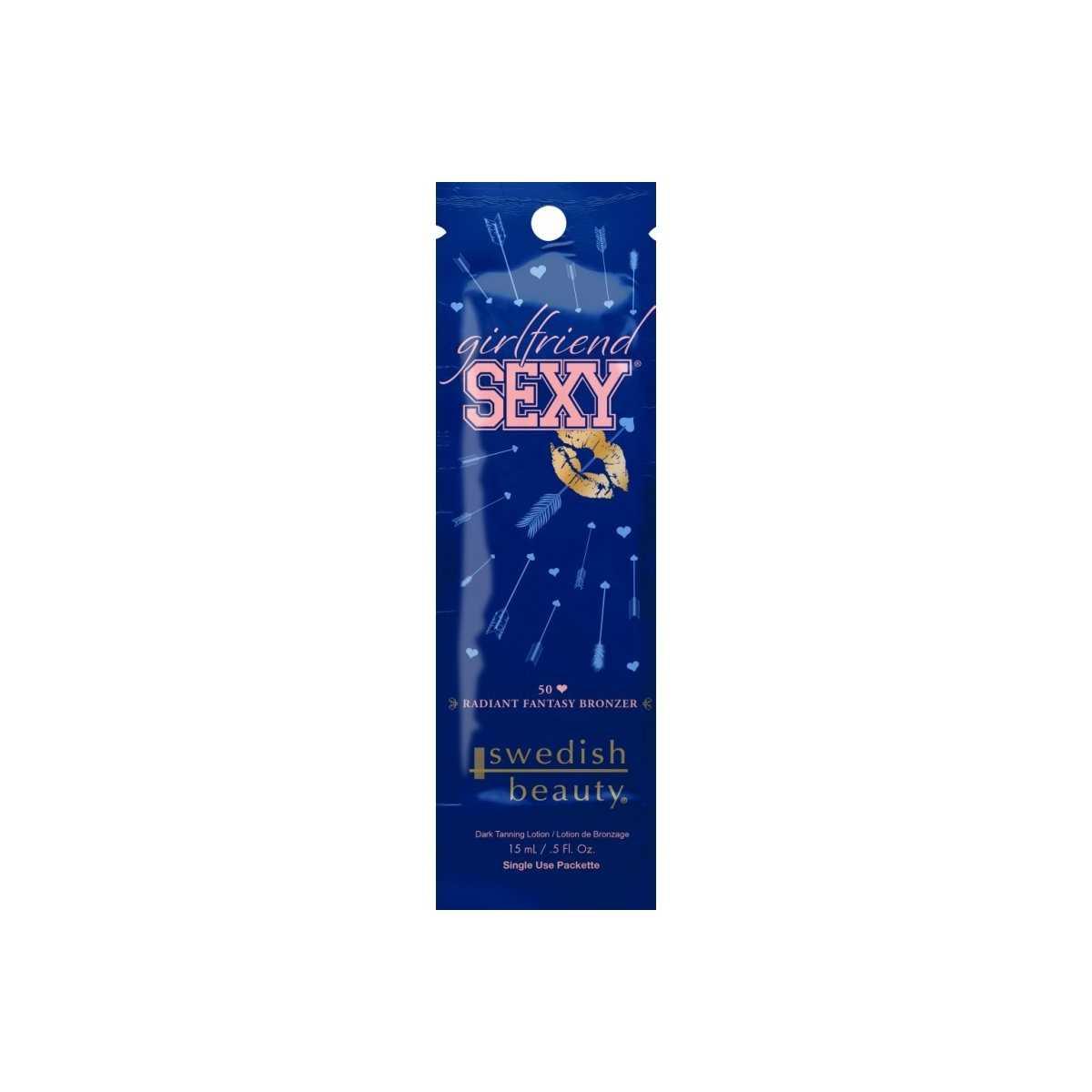 Girlfriend sexy radiant fantasy bronzer 15ml