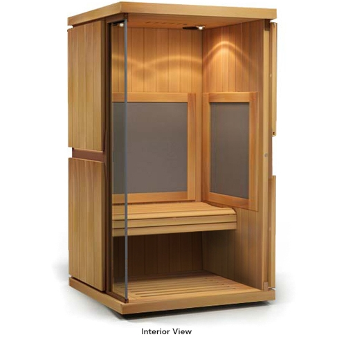 Sauna MPulse ASPIRE Cedro