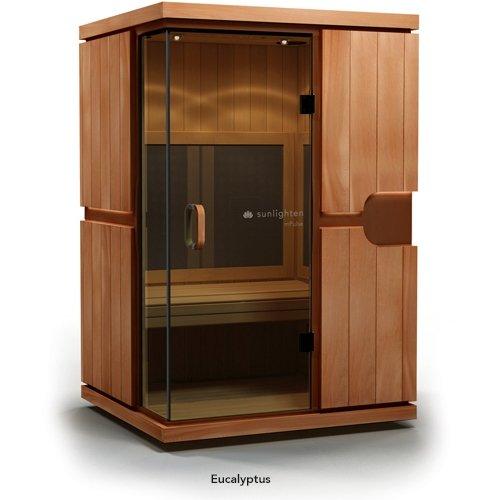 Sauna MPulse BELIEVE Eucalyptus - Aparatologia.es - Sunlighten