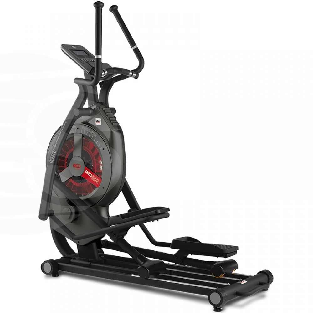 BH ELLIPTICAL HIIT 24 MIN.WG880 i.cross3000 dual