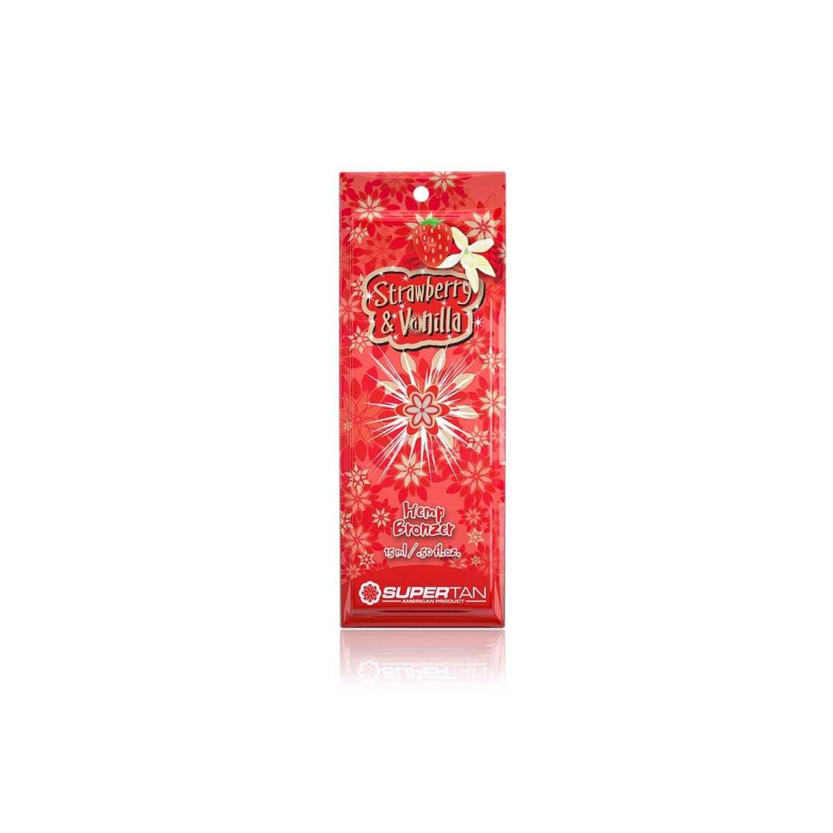 Strawberry & Vanilla 15ml