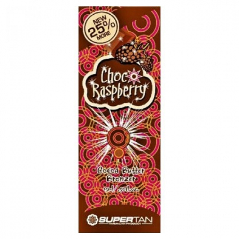 Supertan Choco Raspberry 15ml