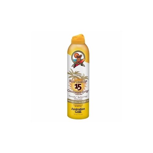 Australian Gold - Premium Coverage SPF 15 Cont Spray - Sunscreens - Australian Gold