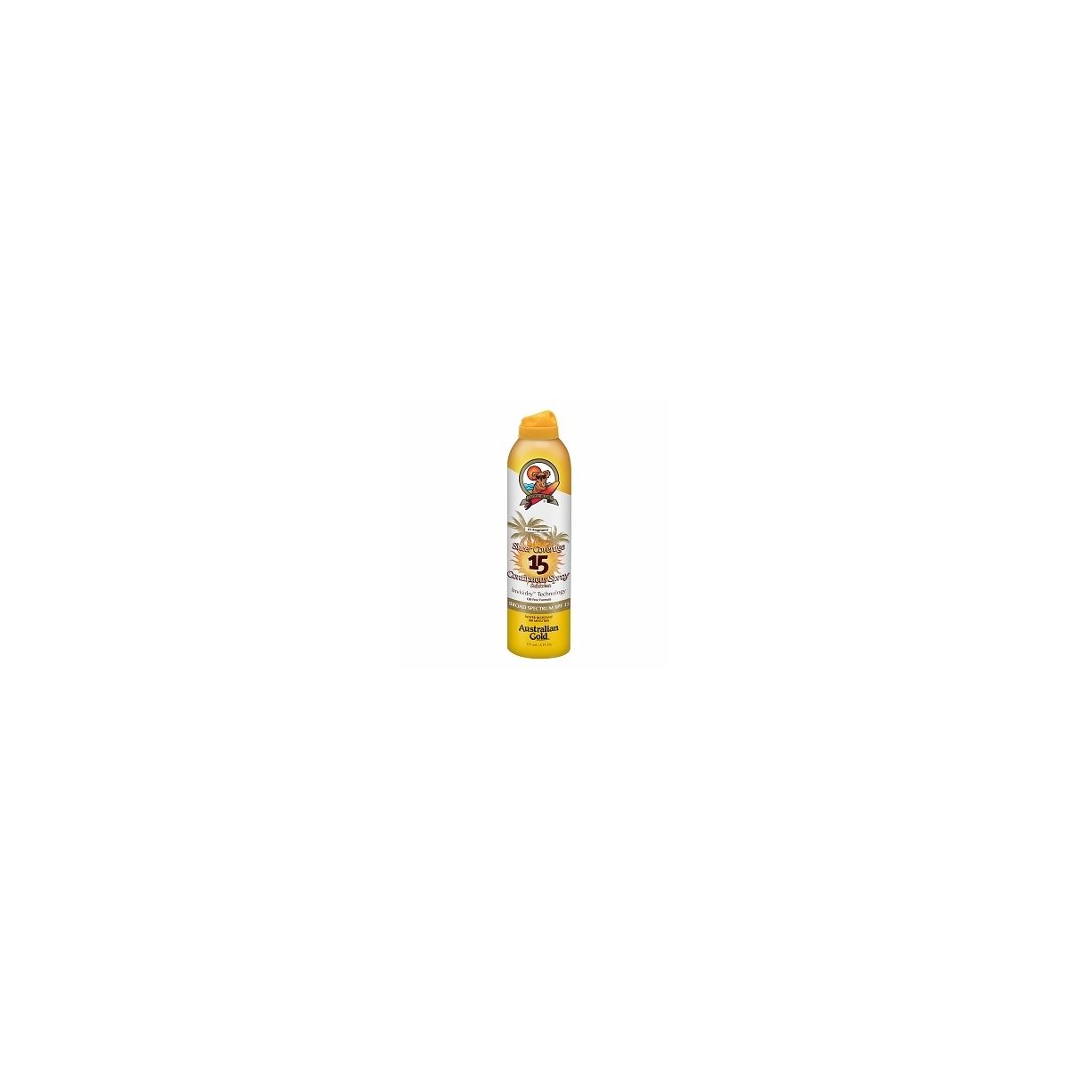 Australian Gold - Premium Coverage SPF 15 Cont Spray