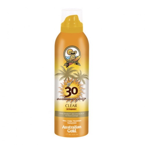 Australian Gold Premium Coverage SPF 30 Cont Spray - Sunscreens - Australian Gold