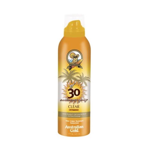 Australian Gold - Premium Coverage SPF 30 Cont Spray - Protectores solares - Australian