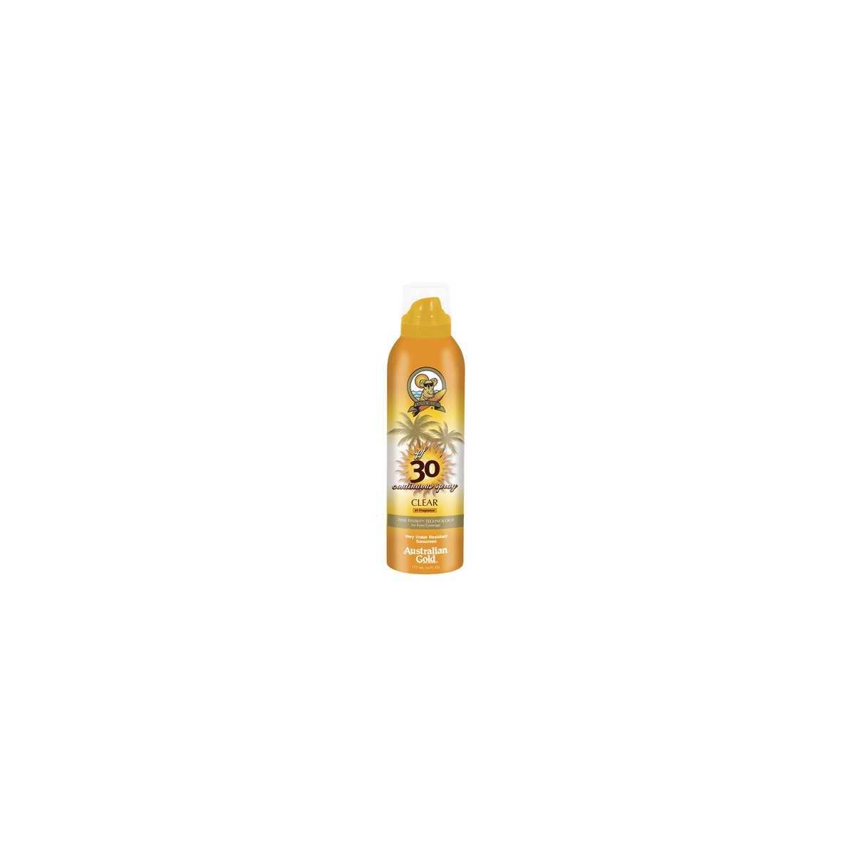 Australian Gold - Premium Coverage SPF 30 Cont Spray