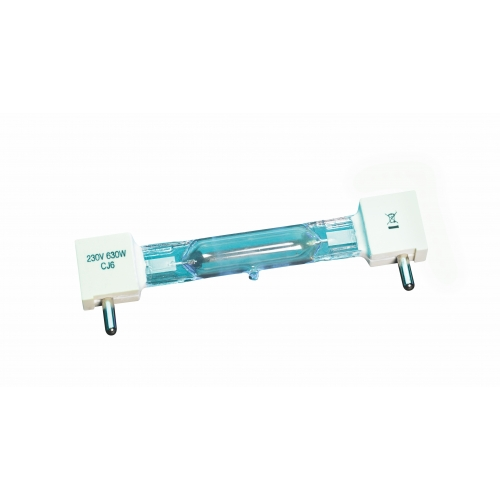 Lamp 630 for Sportarredo CLEO HPA 630 FX (contact pin) - UV Lamps - Isolde