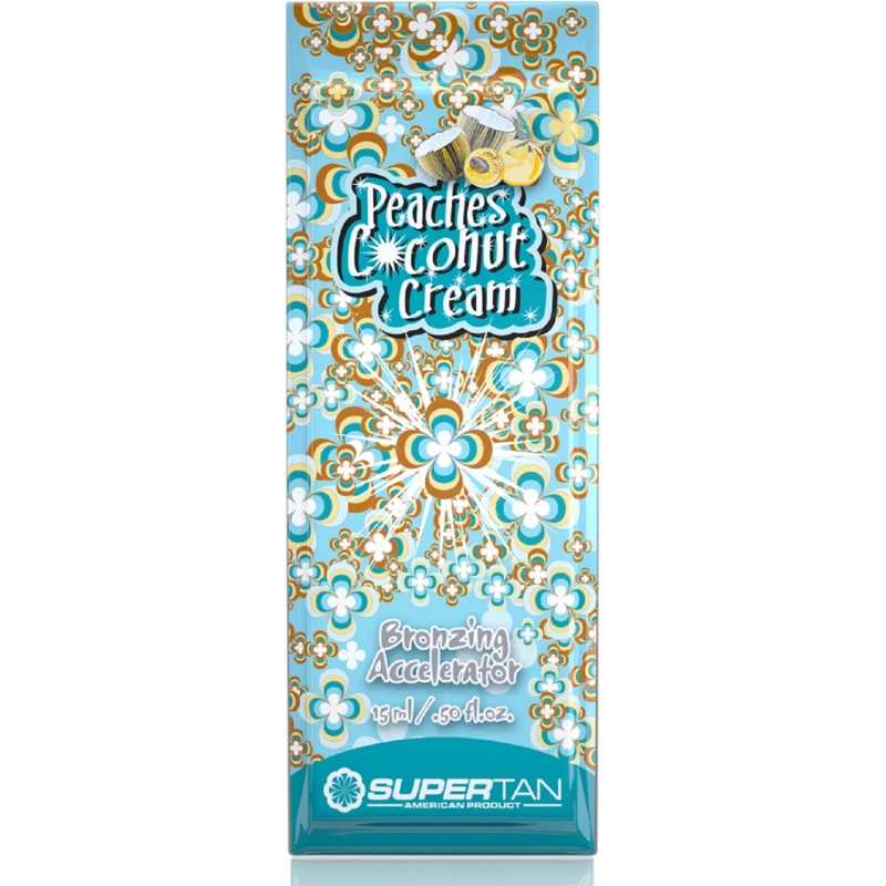 Supertan Peaches Coconut 15ML