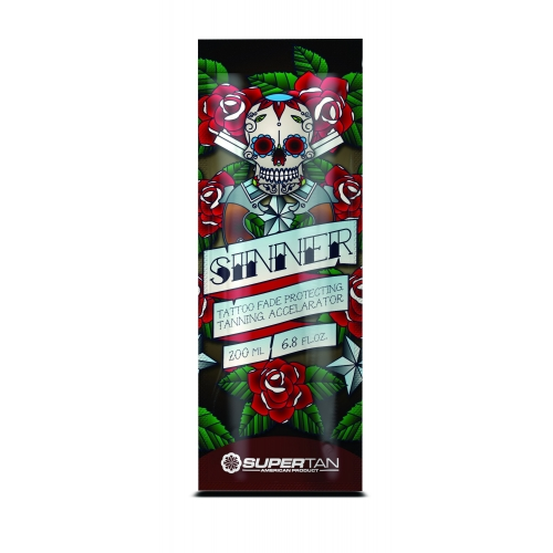 Sinner 15ml - Sobres Monodosis - Supertan