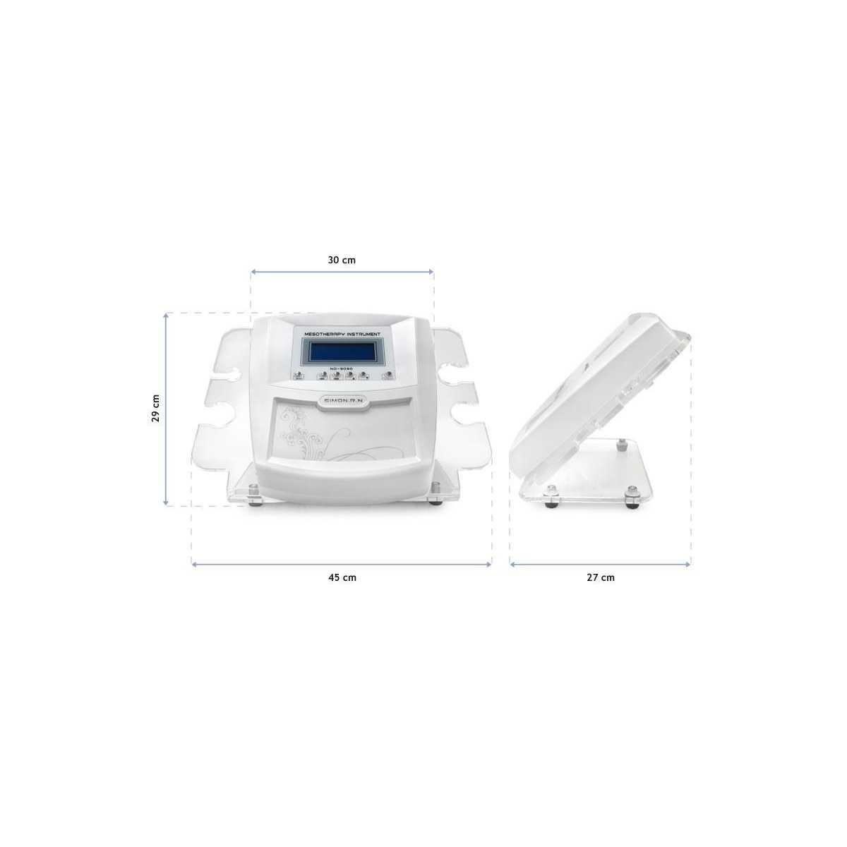 Mesoterapia virtual, sem agulhas + Ultra-som