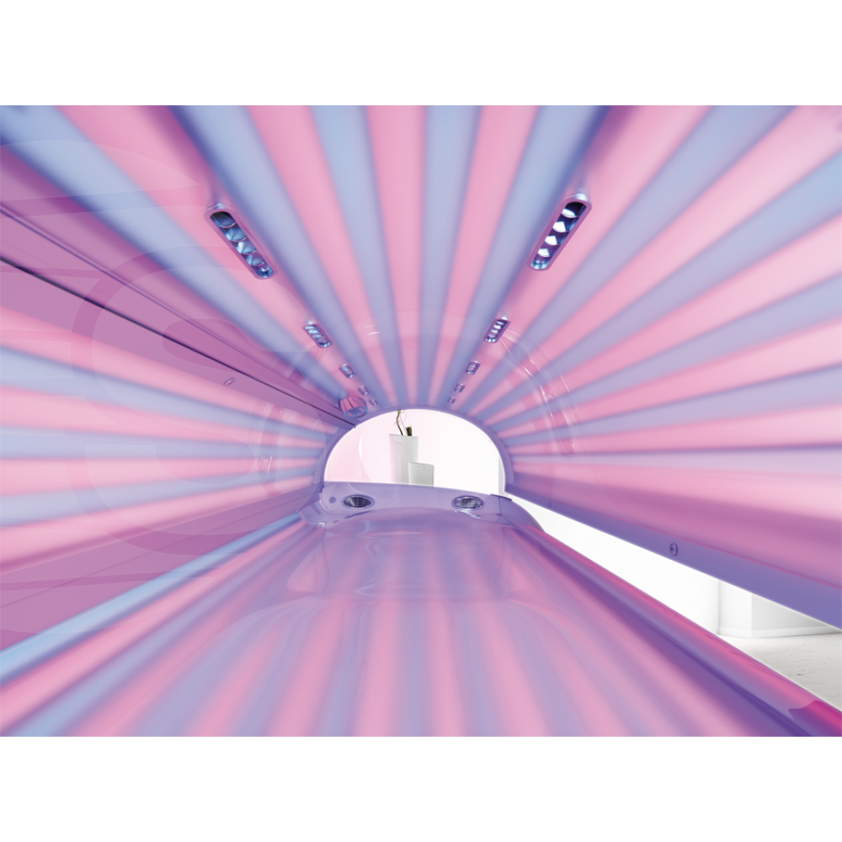 Megasun Collarium Mon Amie Deluxe I - Lettini Abbronzanti Megasun - Megasun