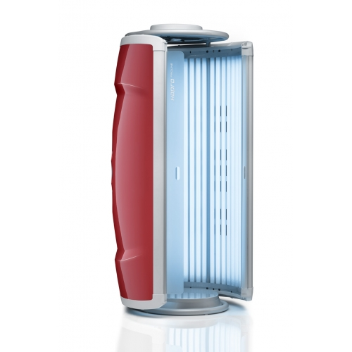 Solarium vertical Hapro Proline 28 V Intensive