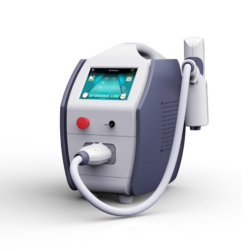 Laser Q-Switched Not the+Tattoo® removal of tattoos Dual (1064nm & 532nm)