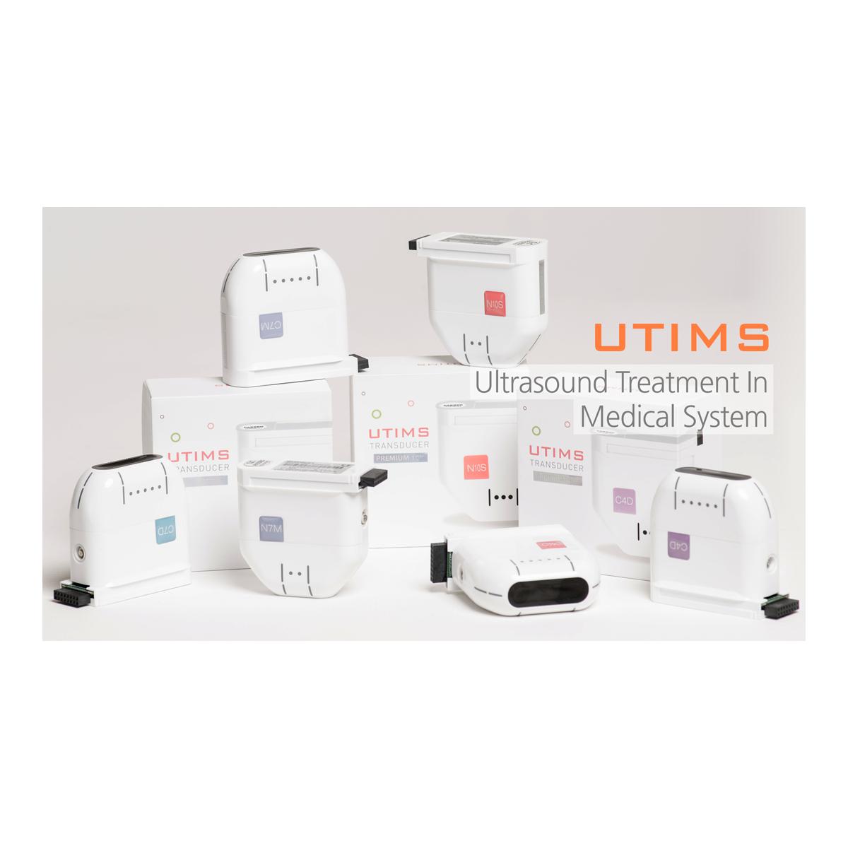 Equipo HIFU de ultrasonido focalizado UTIMS
