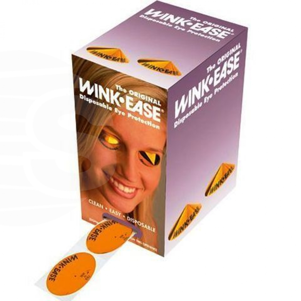 Wink ease 250 pair disposable Glasses (Roll)