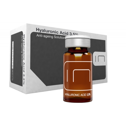 Blisters hyaluronic acid