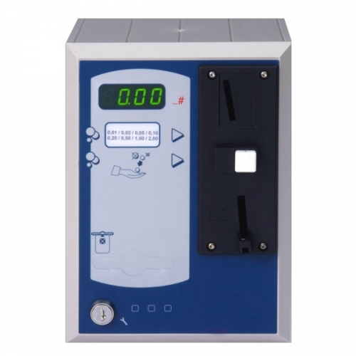 Sunmatic (Coins) - Control systems - i-Medstetic