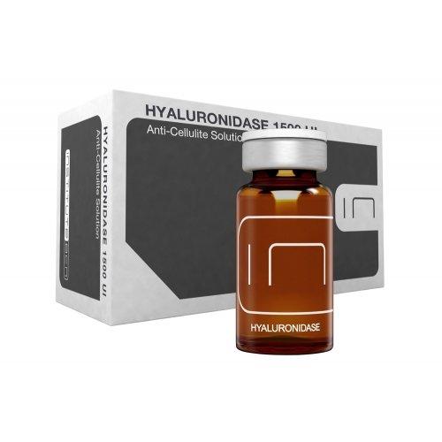 Viales Hialuronidasa1500 UI - Solución Anticelulítica - Principios activos - Institute