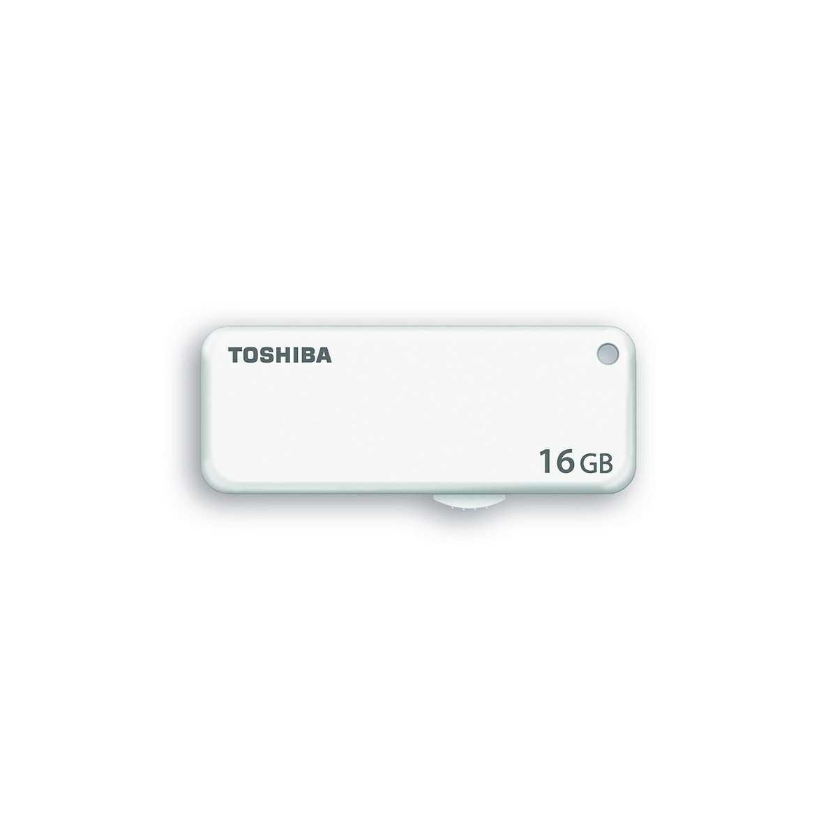 PenDrive Toshiba TransMemory 16GB - Regalo - Doni -