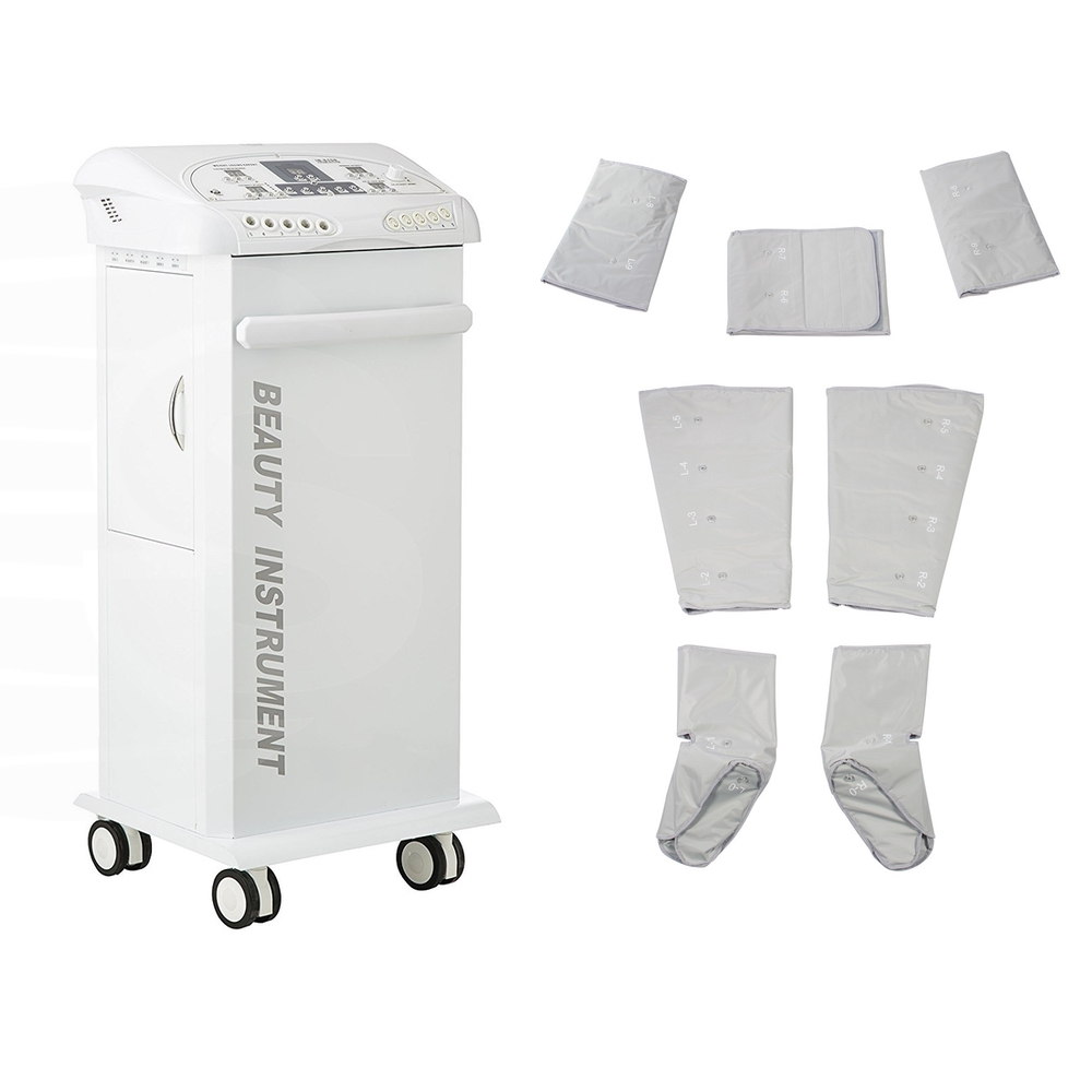 Pressotherapy 3 in 1, Professional with Electrostimulation and sauna see.2.0 -