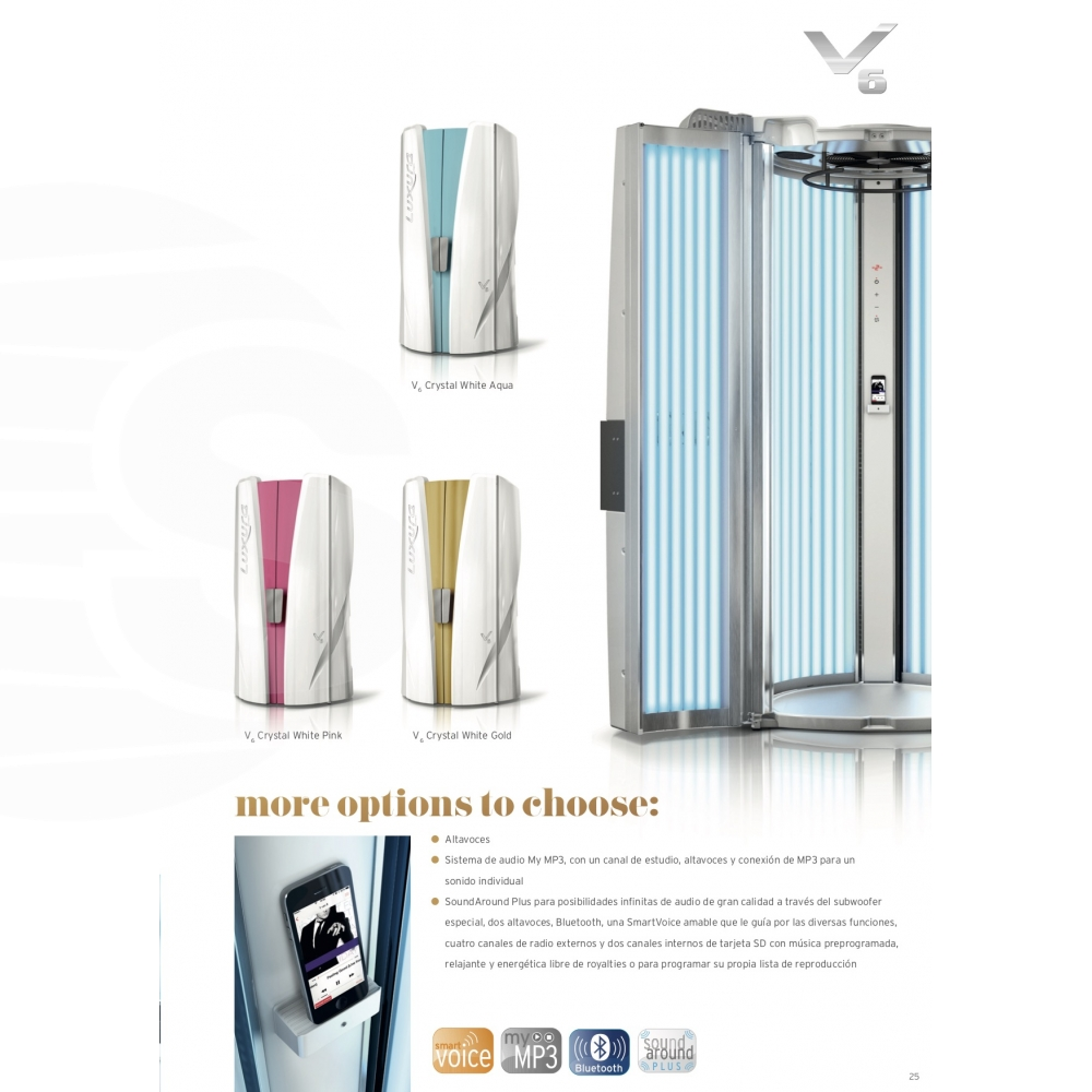 Hapro Luxura V6 48 XL high intensive - Hapro - Luxura