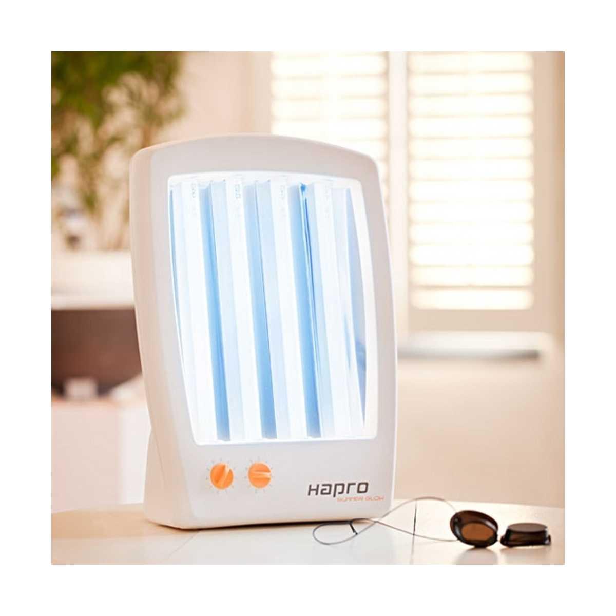 Hapro HB175 Solarium facial home - Home Tanning - Hapro