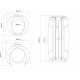 Hapro Collagen & Sun 28V Intensive - Solarium vertical - Home Tanning - Hapro