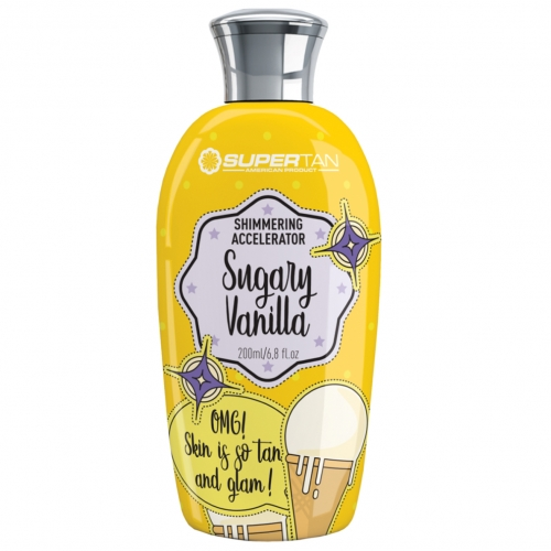 Sugary Vanilla