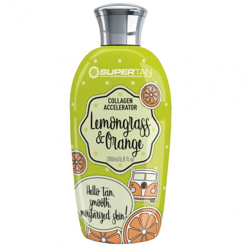 Supertan Lemongrass & Orange