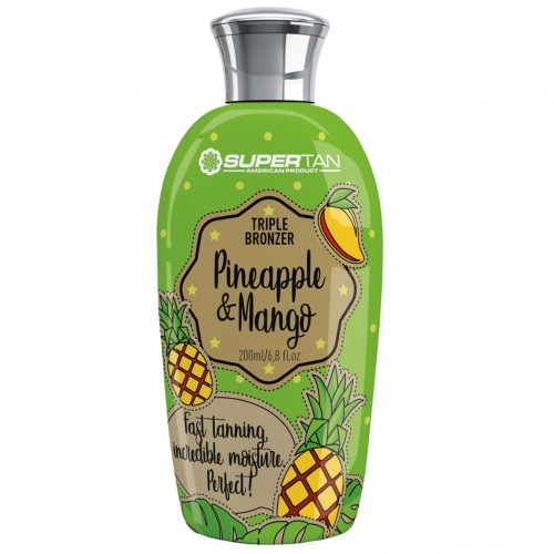 Supertan Pineapple&Mango