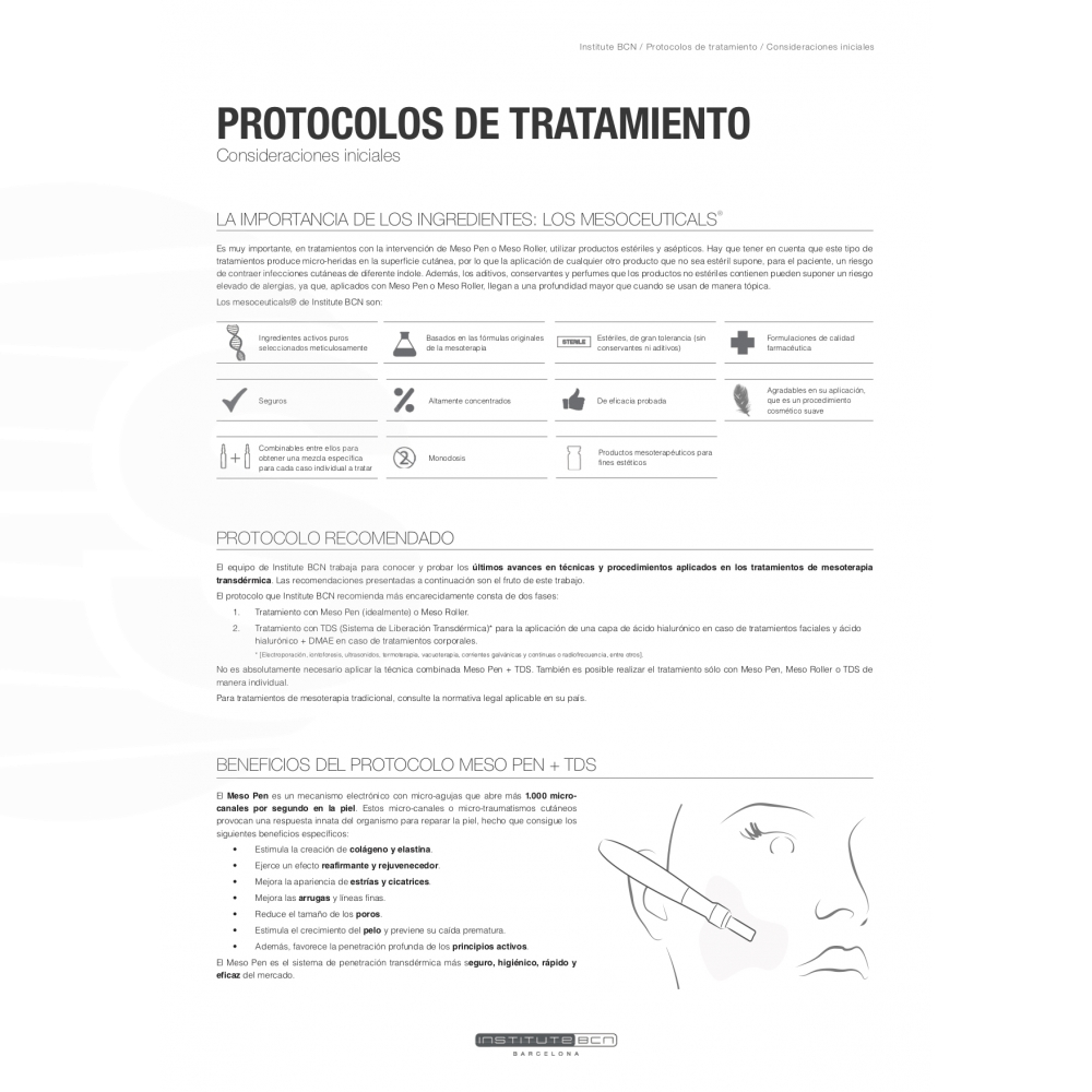 Silicio organico 0,5% - Soluzione Rigenerante - Principi attivi - Institute BCN