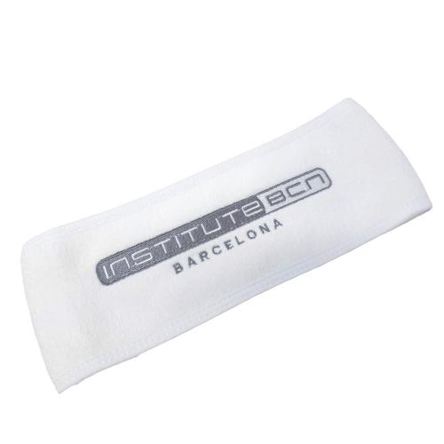 Fascia per capelli: fascia in velcro per igiene e cura del viso - Doni -