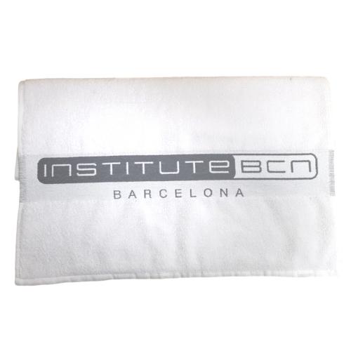 Asciugamano Bianco 50 x 100 cm (piccolo)