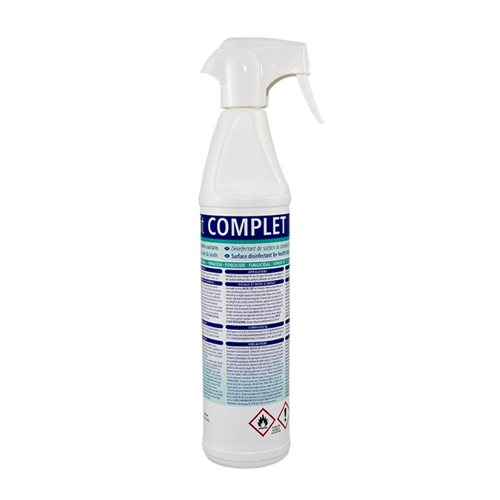 Sanit COMPLET, a surface Disinfectant in the healthcare field.